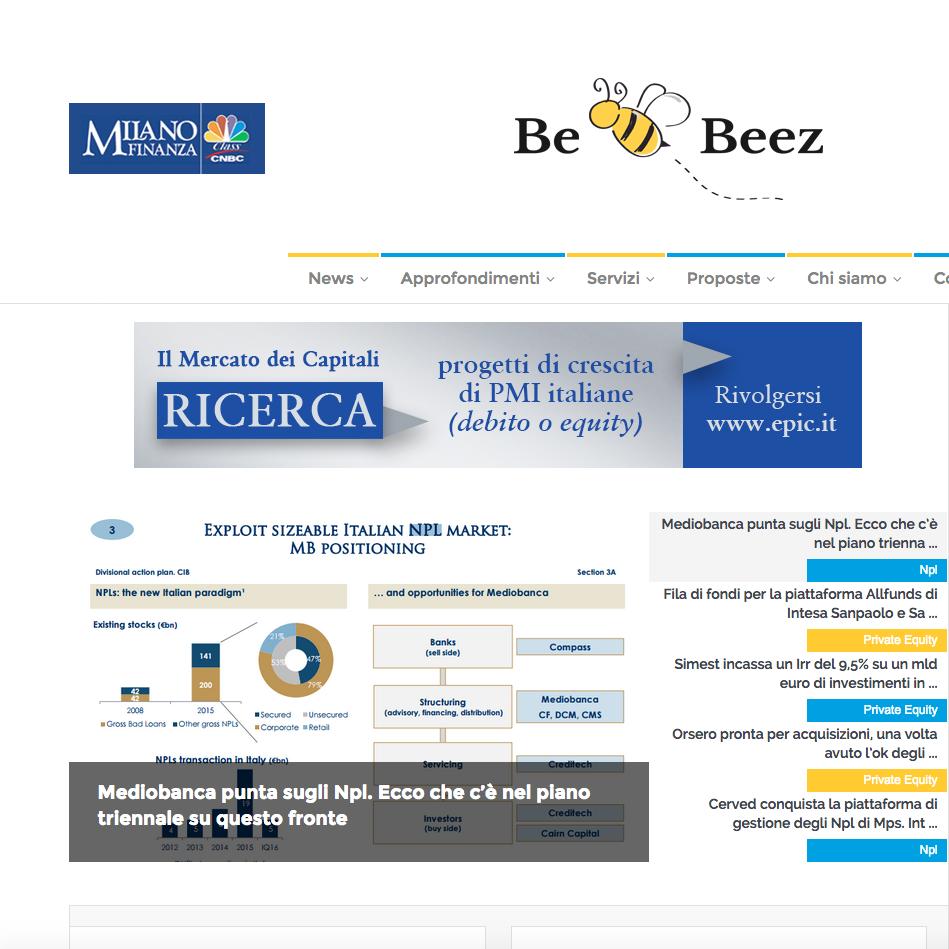 sito di Bebeez
