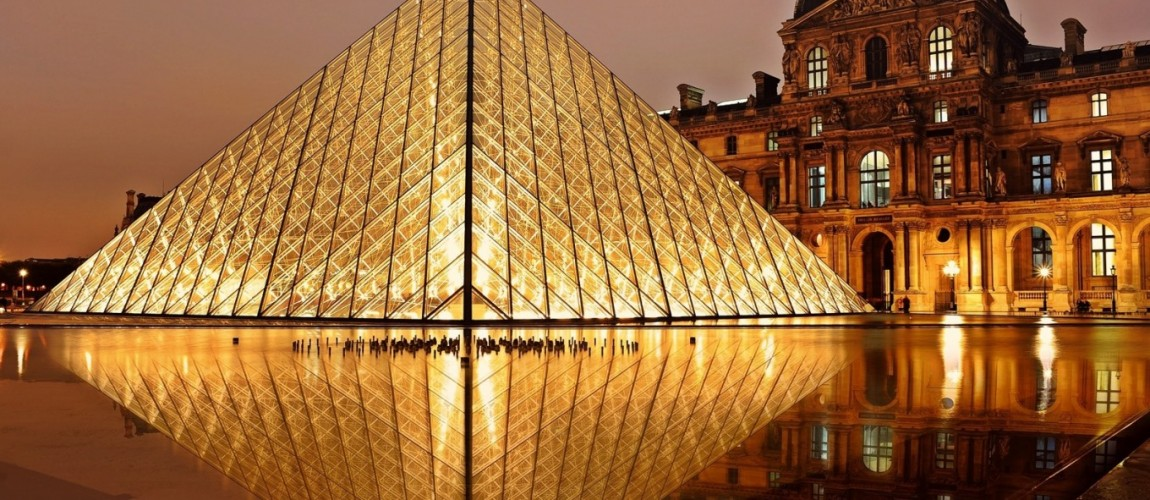 content marketing musei: museo Louvre in Francia