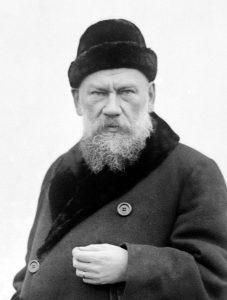 Ritratto di Lev Tolstoj