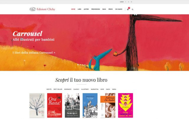 edizioni clichy nuovo sito